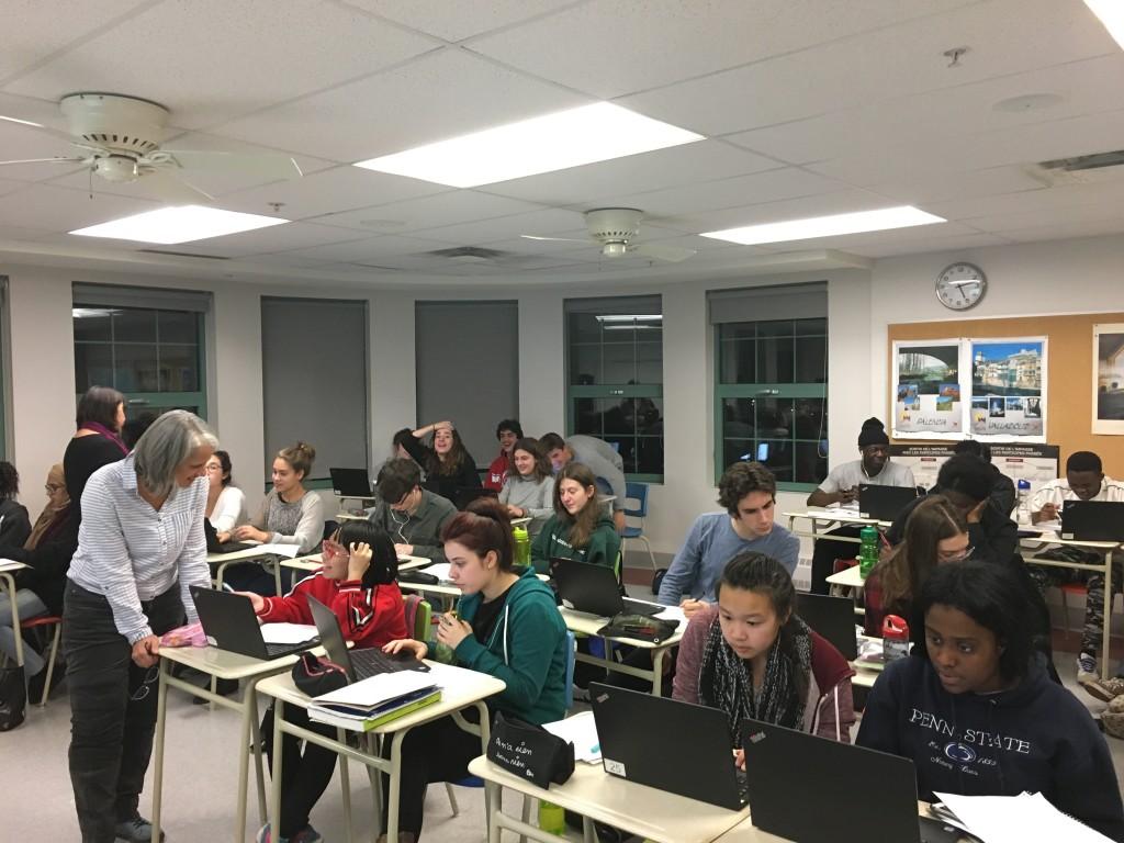 Étudiants sans frontières (ESF) 2018 - Rome-Sicile