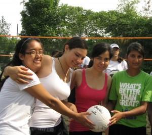 Volleyball de plage rentrée 2012 CP