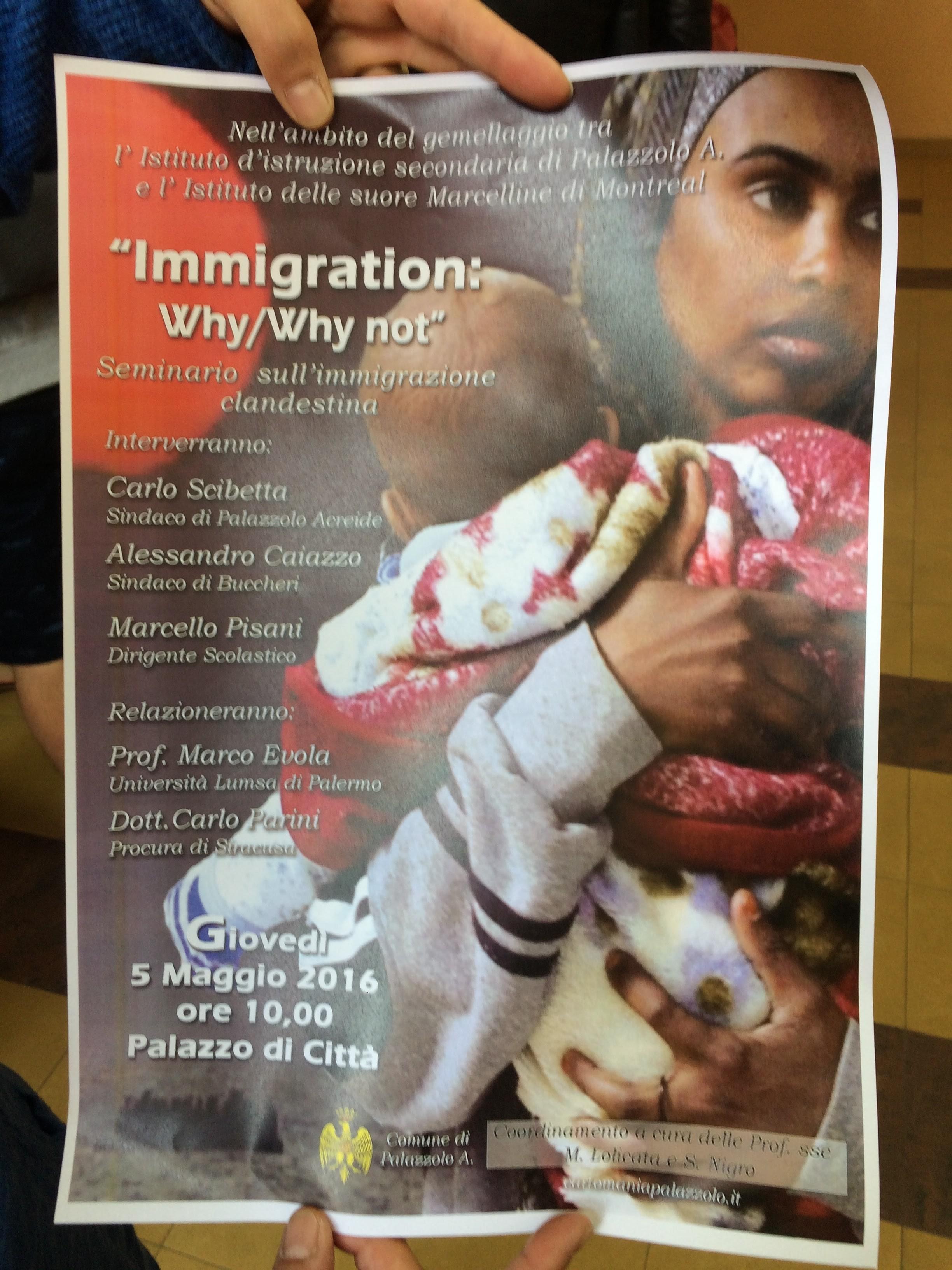 Étudiants sans frontières 2016: la réalité des migrants