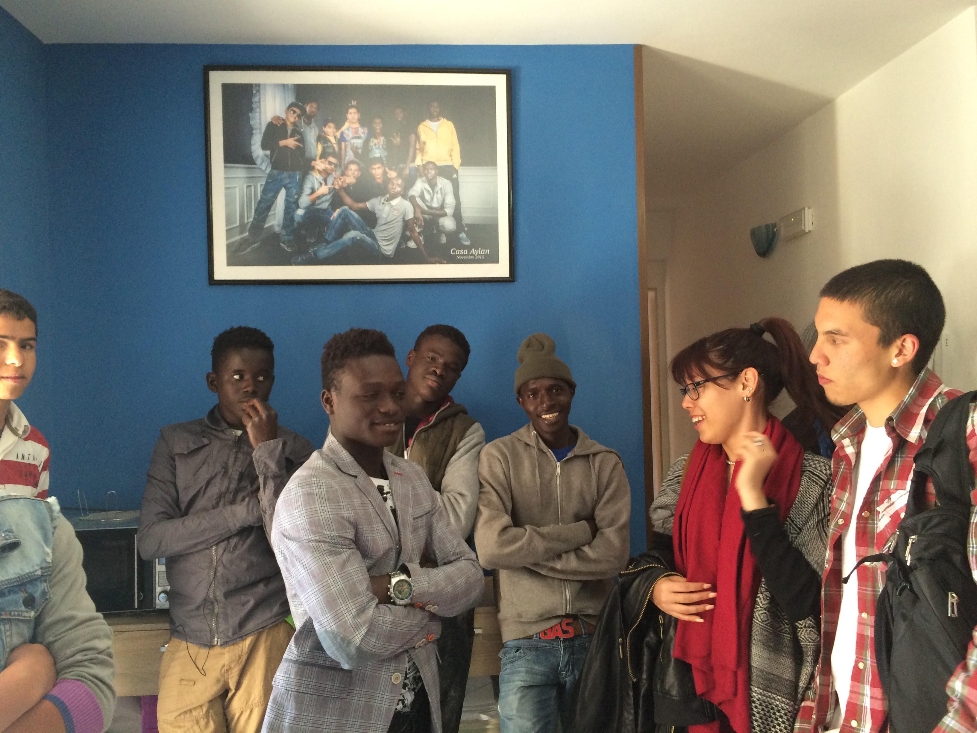 SIMULATION 2016 ESF: La crise des réfugiés