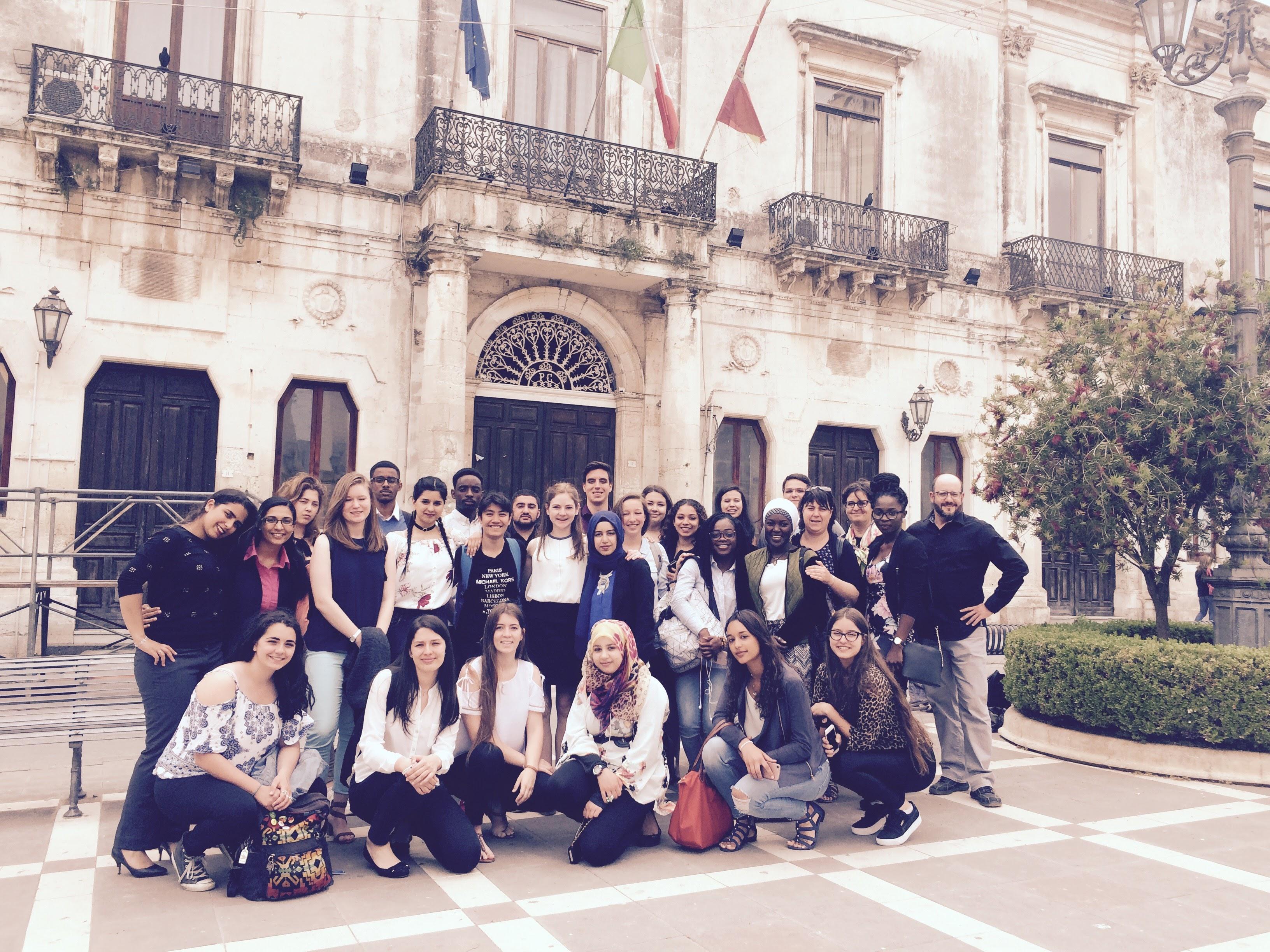 ESF 2017 – Rome- Sicile