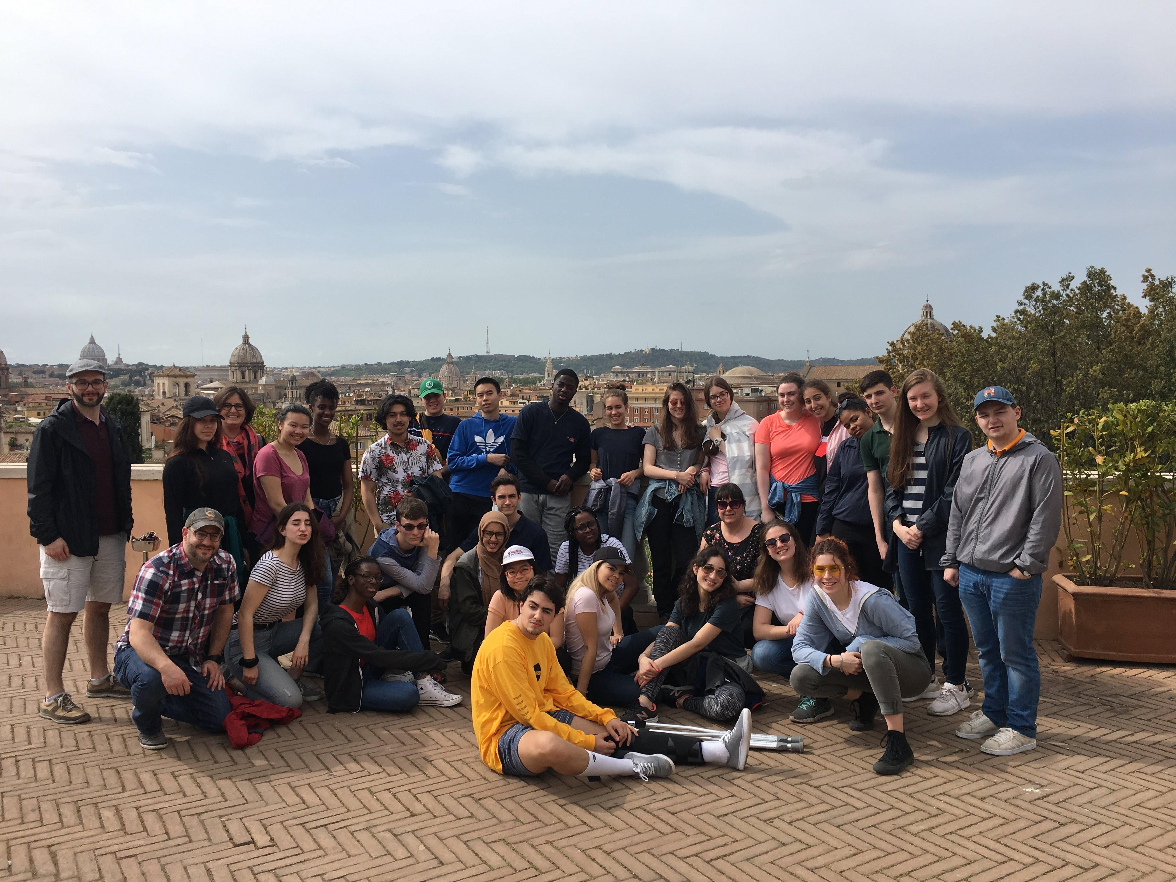 ESF 2018: de Rome à la Sicile